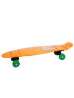 """Пенни борд """"Ракета-М"""", 55х15 см, нагрузка до 50 кг, скейтборд, PVC колесо 50*30 мм"""