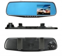 Автозеркало с видеорегистратором  HD 1080P