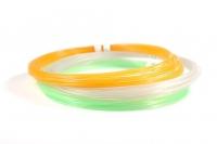 ABS Пластика для 3d ручек  Светящиеся в темноте по 10 метров зеленый