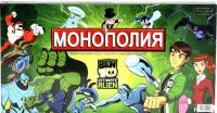 Монополия Ben 10 ultimate Alien