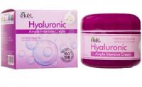 Крем для лица с гиалуроновой кислотой Экель - EKEL Hyaluronic ample intensive cream 100 мл