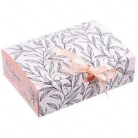 """Коробка подарочная """"только для тебя """" 16,5*12,5*5 см"""