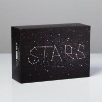 Коробка подарочная Stars 16,5*12,5*5 см