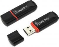 Флэш-накопитель 16 Gb Smartbuy Click Black