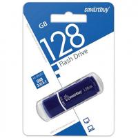 Флэш-накопитель 128 Gb Smartbuy Dimond Blue 3.0