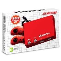 """Приставка 16bit - 8bit """"Hamy 4"""" (350-in-1) Classic Red"""