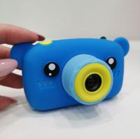 "Детский фотоаппарат ""Мишка "" 1 камера 40 Мп"