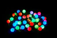Гирлянда шарики 40 ламп