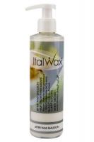 """ItalWax Лосьон-эмульсия после депиляции """"Белая Орхидея"""" с замедлением (приостановлением) роста волос, 250 мл, Италия"""