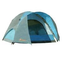 Туристическая палатка 3-х местная ,двухслойная Lanyu 1705