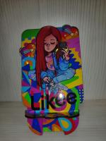 Подставка для телефона TIK TOK. LIKEE 15*10 см