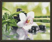 Алмазная вышивка 40*50 Японский натюрморт 10152