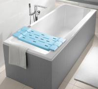Сиденье для ванны Альтернатива, цвет голубой
