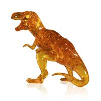 Пазл 3D кристаллический, «Динозавр», 50 деталей, МИКС