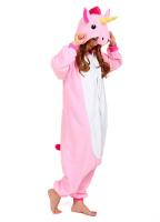 Кигуруми Розовый зайка 100 см