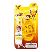 Тканевая  маска для лица с мёдом Elizavecca HONEY  Deep Power  Ringer Mask