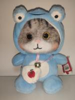 Мягкая игрушка Котёнок в Пижамке 23 см