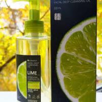Гидрофильное масло Lime Deep Cleansing Oil [Eco Branch]