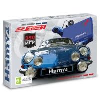 """Приставка 16bit - 8bit """"Hamy 4"""" (350-in-1) Granturismo Blue"""