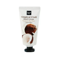 """крем для рук FarmStay """"тропические фрукты"""" с кокосом и маслом ши, 50 мл"""