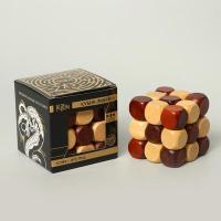 Головоломка Игры разума «Кубик-змейка»