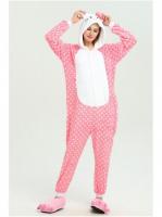 Кигуруми Hello Kitty розовая L