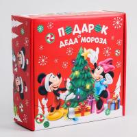 Коробка подарочная складная 24.5 × 24.5 × 9.5 см