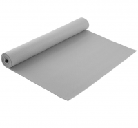 Коврик для йоги 173 х 61 х 0,3 см темно-серый