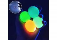 Липкие светящиеся шарики