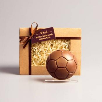 Шоколадная фигурка, Мяч, 80 г