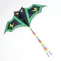 Воздушный змей «Летучая мышь», с леской, цвета МИКС