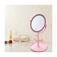 Зеркало круглое со встроенной led-подсветкой