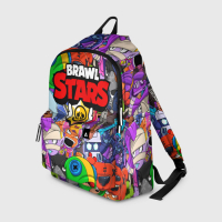 Рюкзак (brawl stаrs, LIKEE, CREEPE)