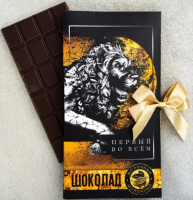 Шоколад молочный «Первый во всём», 85 г