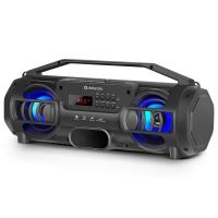 Портативная колонка  Defender G104 12Вт BT, FM,USB с подсветкой