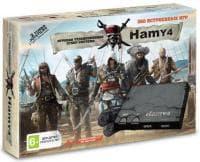 "Приставка 16bit - 8bit ""Hamy 4"" (350-in-1) Assasincred Black"