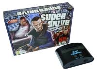 Приставка 16bit Super Drive GTA V (55-in-1)