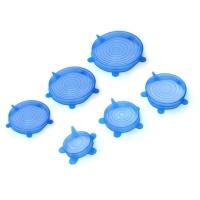 Силиконовые крышки для посуды
