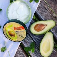 Крем для тела с экстрактом авокадо Care Plus Avocado Body Cream 300мл