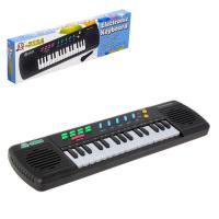 Синтезатор «Музыкальная феерия» с микрофоном, 31 клавиша