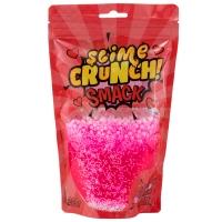 Слайм «Slime» Crunch-slime SMACK с ароматом земляники, 200 г