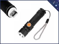 Фонарик светодиодный USB Electric Torch