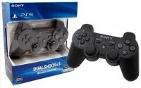 Джойстик PS 3 Controller Wireless Dual Shock Black (China)