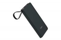 Внешний аккумулятор HOCO J25 10000 mah 2.1A +кабель micro  Black