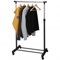 Напольная вешалка для одежды (1 штанга) J22-1 15 кг