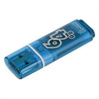 Флэш-накопитель 64 Gb Smartbuy Glossy Blue